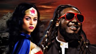Download Wonder Woman vs Stevie Wonder. Epic Rap Battles of History. Video