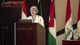 Download Culture Under Threat: UNESCO Director General Address at Culture Under Threat Conference in Cairo Video