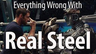 Download Everything Wrong With Real Steel In 16 Minutes Or Less Video