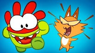 Download OM NOM VS KITTY CAT - Super Noms FUNNY Cartoons - Kedoo ToonsTV Video
