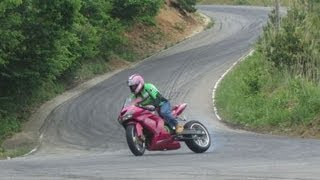 Download TiTo Suave mortorcycle drifting Video
