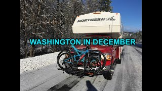 Download Spending December in Washington. Free Camping in Leavenworth. Video