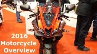 Download 125cc Motorcycle Overview - 2016 Video