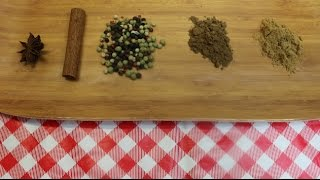 Download Chinese 5 spice Blend ~ Homemade Chinese 5 Spice Recipe ~ Noreen's Kitchen Video