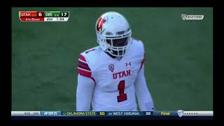 Download Oregon Ducks vs. Utah Utes- Oregon Highlights 10/28/2017 Video