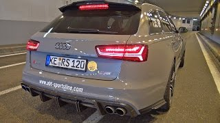 Download 735HP Audi RS6 Avant ABT 120th Anniversary Edition! Video