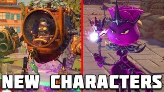 Download NEW CHARACTERS FIRST LOOK! Plants vs Zombies Garden Warfare 2 Video
