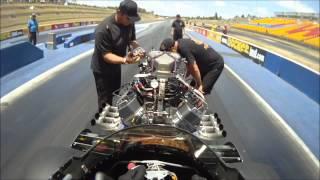 Download Black Widow Nostalgia Top Fuel Dragster Onboard Peter Byrne Video