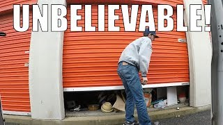 Download I bought a Storage Auction Locker ... Here's what's inside! Video