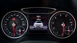 Download Mercedes-Benz B220 4Matic 2.0 184 KM 7G DCT - acceleration 0-160 km/h 80-120 rwdpb.pl Video