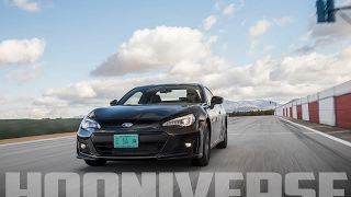 Download 2017 Subaru BRZ Performance Package tested on the track Video