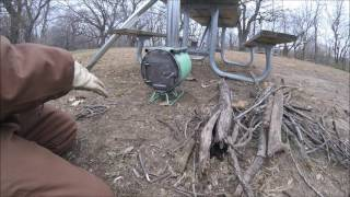 Download Homemade Hot Tent Stove Video