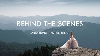 Download Behind the scenes of a fashion shoot with Sails Chong Video