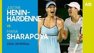 Download AO Classics: Henin-Hardenne v Sharapova (2006 SF) Video