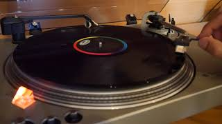 Download Let's talk: Vinyl - Technics SL-1700, direct drive, semi automatic turntable from 1978 Video