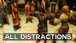 Download Skyrim - All Distractions at the Thalmor Embassy Video