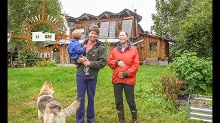 Download Self Built & Off The Grid In Alaska ~ Full Homestead Facility Tour Video
