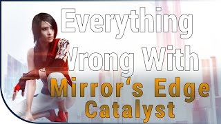 Download GAME SINS | Everything Wrong With Mirror's Edge Catalyst Video