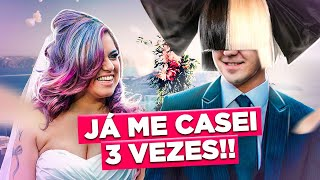 Download JÁ ME CASEI 3 VEZES! 😱 😱 😱 - Nunca Te Pedi Nada Video