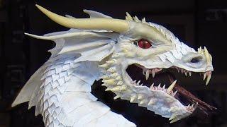 Download Win this Paper Mache Dragon!! Video