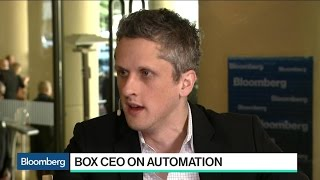 Download Box CEO Levie Optimistic That Automation Will Create Jobs Video
