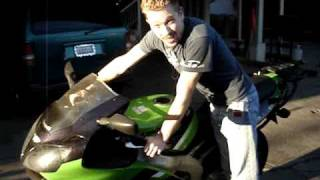 Download How to push start a motorcycle Video