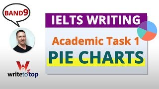 Download IELTS Academic Writing Task 1 – Pie Chart (Band 9) Video
