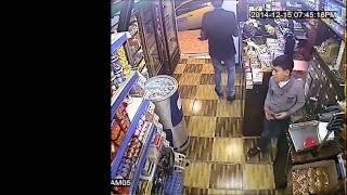 Download شاهد سرقة احترافية تسجلها كاميرات المراقبة Video