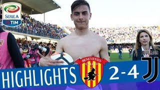 Download Benevento - Juventus 2-4 - Highlights - Giornata 31 - Serie A TIM 2017/18 Video