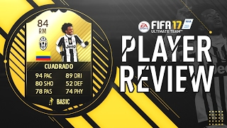 Download FIFA 17 | IF Cuadrado (84) Player Review!! w/Gameplay & In-Game Stats Video