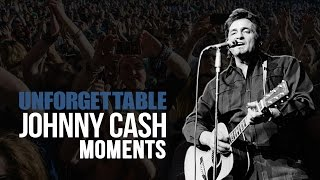 Download 8 Unforgettable Johnny Cash Moments Video