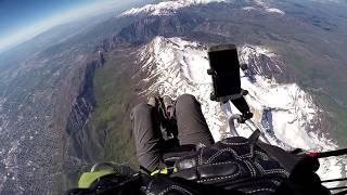 Download Paramotor Trike 18,208 FT!!! Powered Paragliding Trike World Altitude Record WPPGA World Champion!! Video