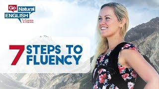 Download 7 STEPS TO ENGLISH FLUENCY - FORMULA TO LEARN FAST Video