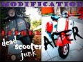 Download Bajaj Chetak Restoration (Modification) | From Junk Yard Video