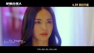 Download [Vietsub] Longing for you | Châu Bút Sướng || OST Giấc mơ tuổi trẻ Video