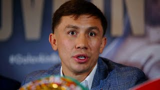 Download Golovkin: I might be finished after the Canelo fight Video