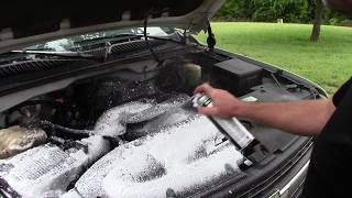 Download O'Reilly Foamy Engine Degreaser - Is It Worth $3.99 A Can? Video