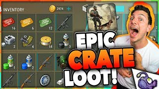 Download AWESOME RED COUPON LOOT // Last Day On Earth Survival #11 Video