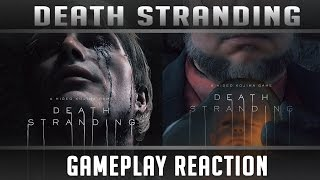 Download The Game Awards 2016 Death Stranding World Premiere! REACTION DEATH STRANDING GAMEPLAY Video