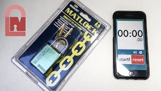 Download Matlock 5005 Timed Out of the Pack Pick Video