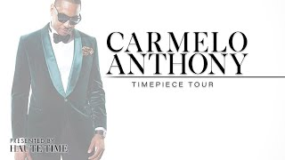Download Carmelo Anthony - ″TIMEPIECE TOUR″ - HAUTE Time Video