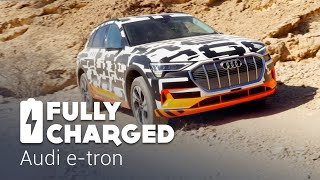 Download Audi e-tron | Fully Charged Video