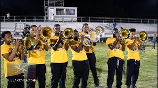 Download North Vs South Memphis Battle of the Bands - Section Fanfares - 2018 Video
