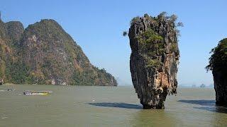 Download Phang Nga Bay, Thailand in 4K (Ultra HD) Video
