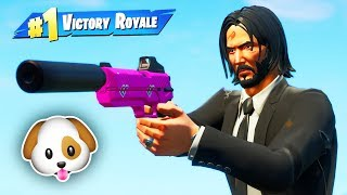 Download JOHN WICK ONLY challenge (dog jokes) Video