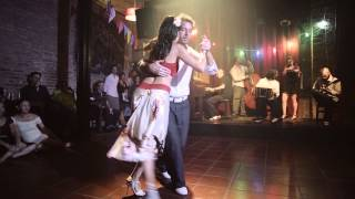 Download CACHIVACHE Quinteto. Pablo Inza y Sofia Saborido. Milonga! Video