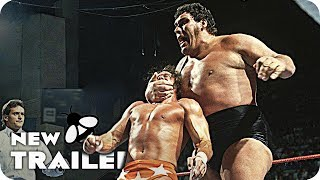 Download Andre The Giant Trailer (2018) Wrestling Documentary Video