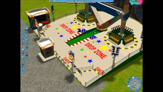 Let`s Build Roller Coaster Tycoon 3 Kirmes Part 7 Free Download