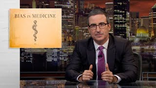 Download Bias In Medicine: Last Week Tonight with John Oliver (HBO) Video