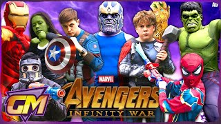Download Avengers Infinity War - Fun Kids Parody Video